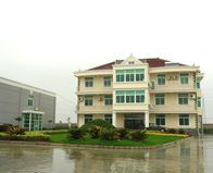 上海菇新加工单位厂区环境